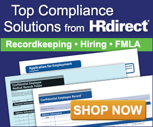 Save on Top Compliance Solutions from HRdirect